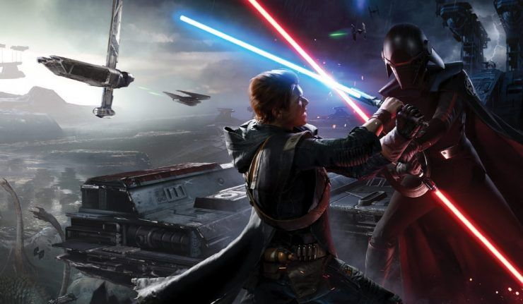 Confira O Gameplay De Star Wars Jedi Fallen Order Revelado No Ea Play Critical Hits Star Wars Jedi Star Wars Saitama One Punch Man