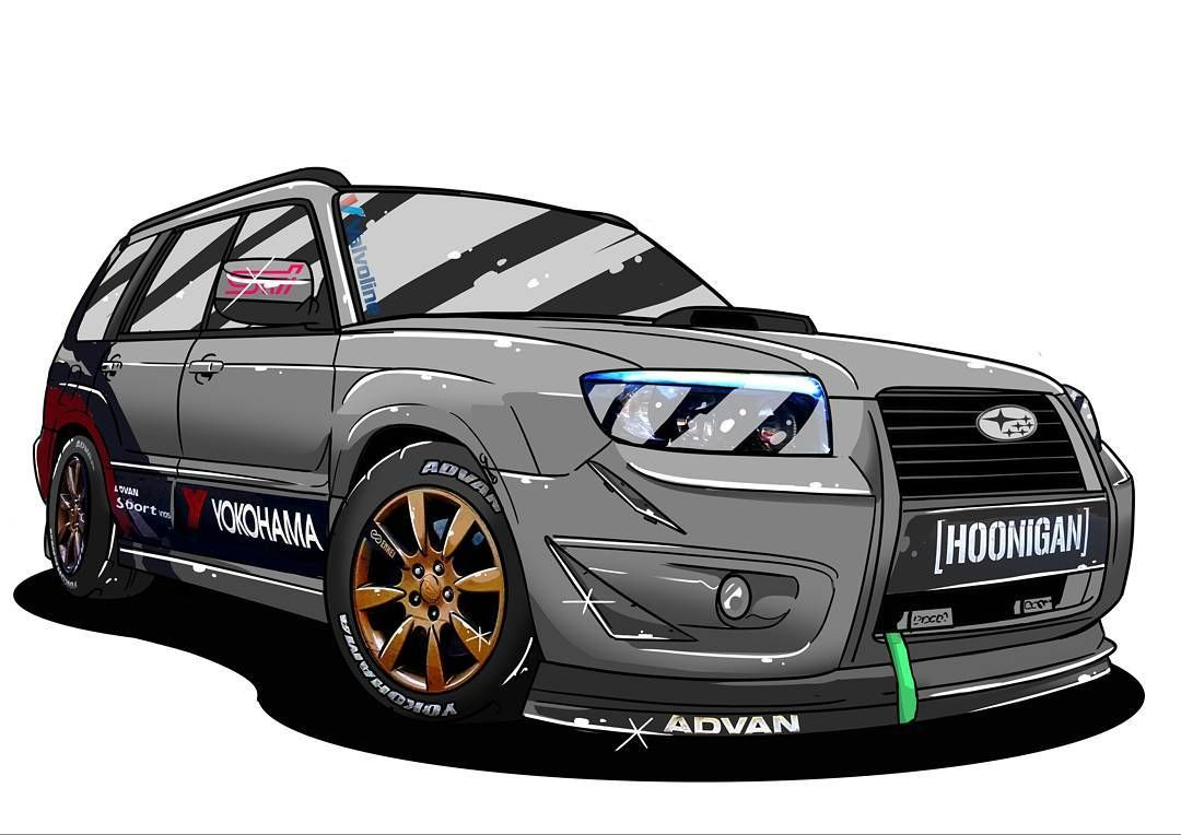 Subaru forester car art pinterest subaru forester subaru and vehicle voltagebd Images