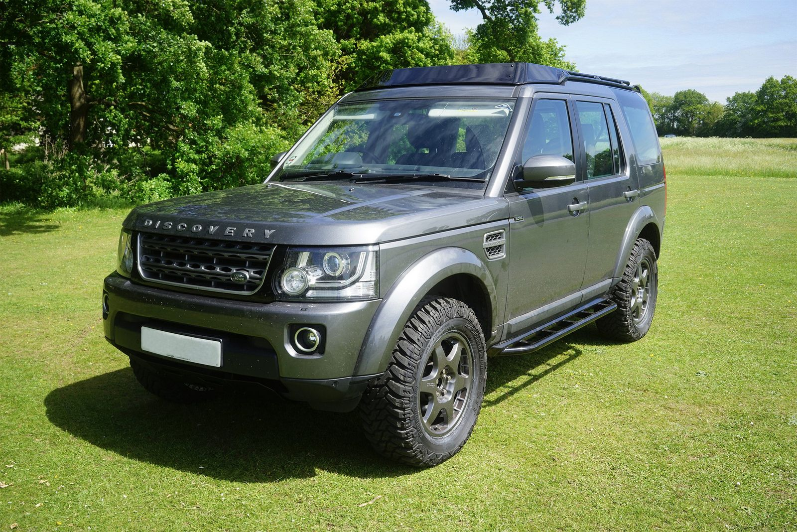 Prospeed Discovery 4 Land Rover Land Rover Discovery Discovery