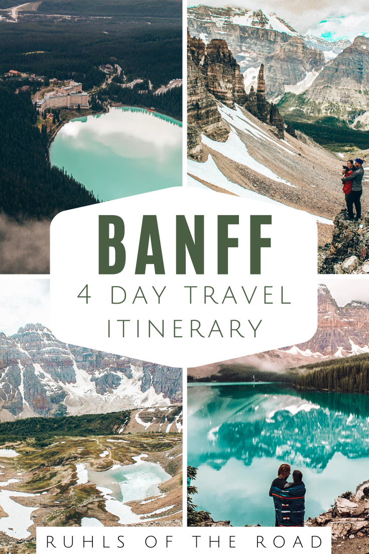 Banff National Park Hiking and Camping