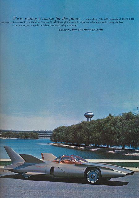 Firebird III by General Motors
