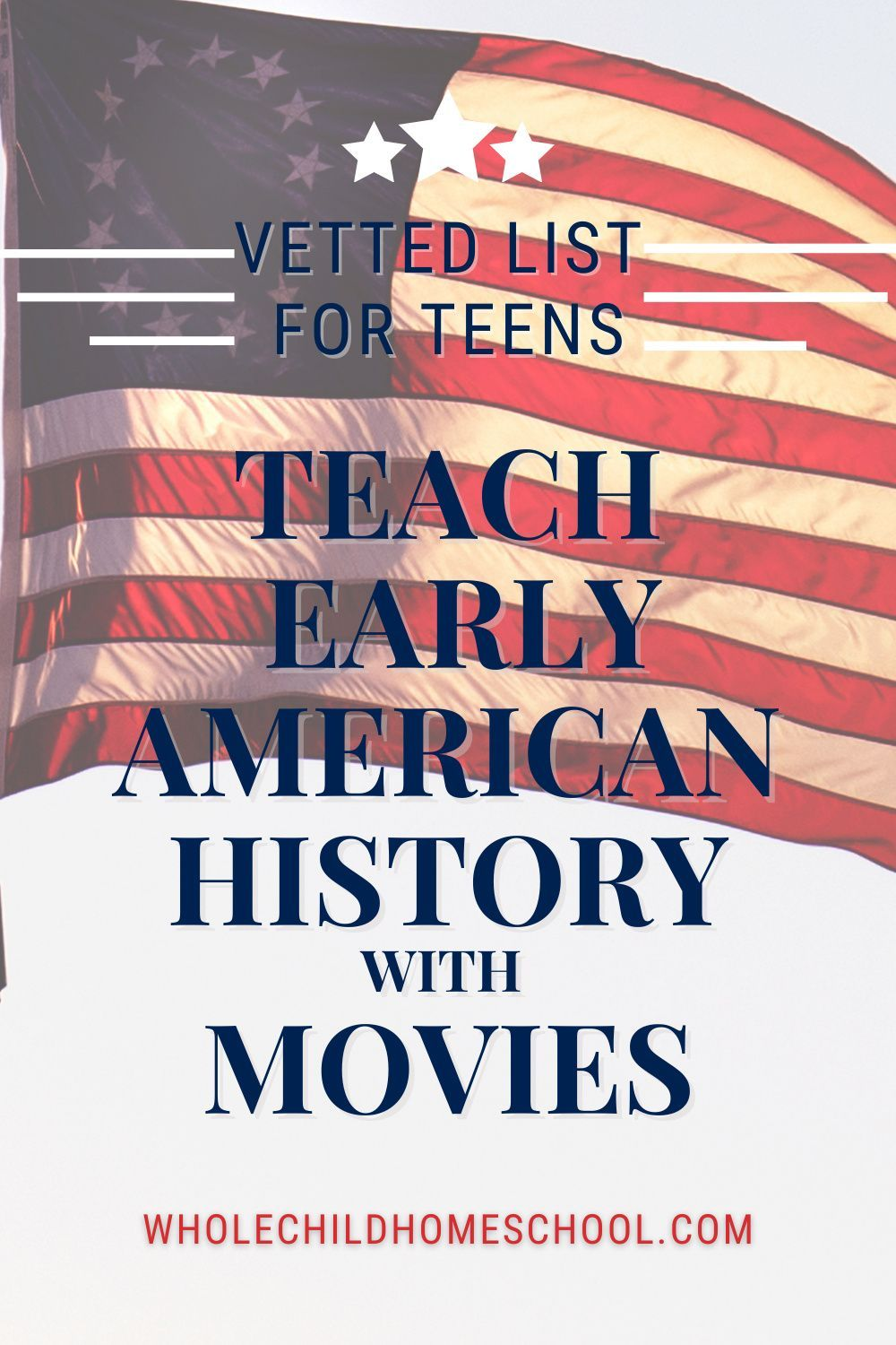 Photo of Study Early American History with Movies