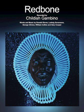 Childish Gambino 'Redbone' Sheet Music Notes, Chords ...
