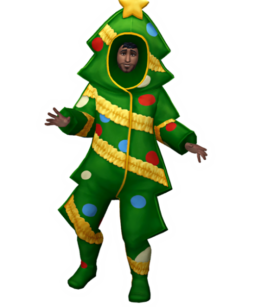 Toddler Christmas Tree Costume.W Sims Christmas Tree Costume For Adults By Wsims The