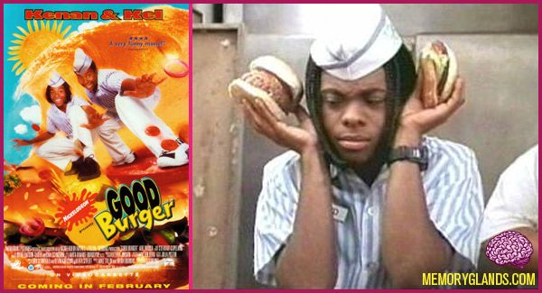 Welcome to Good Burger, home of the Good Burger. Can I take your order?