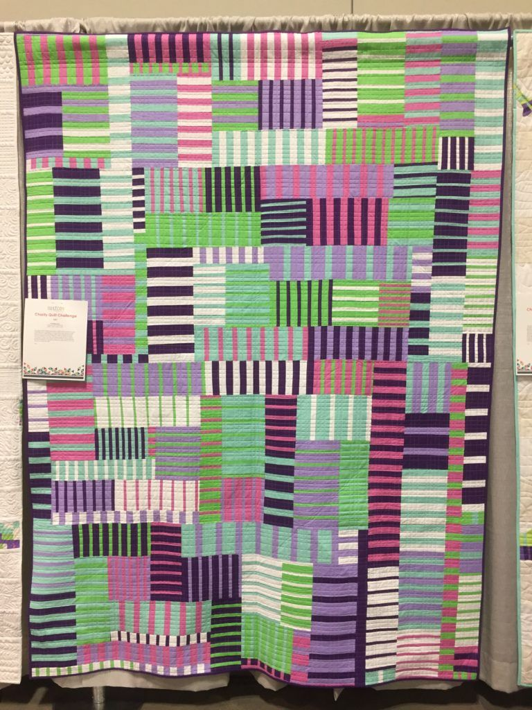 Show Report Quiltcon 2019 Quilts Quilt Making Colorful Quilts
