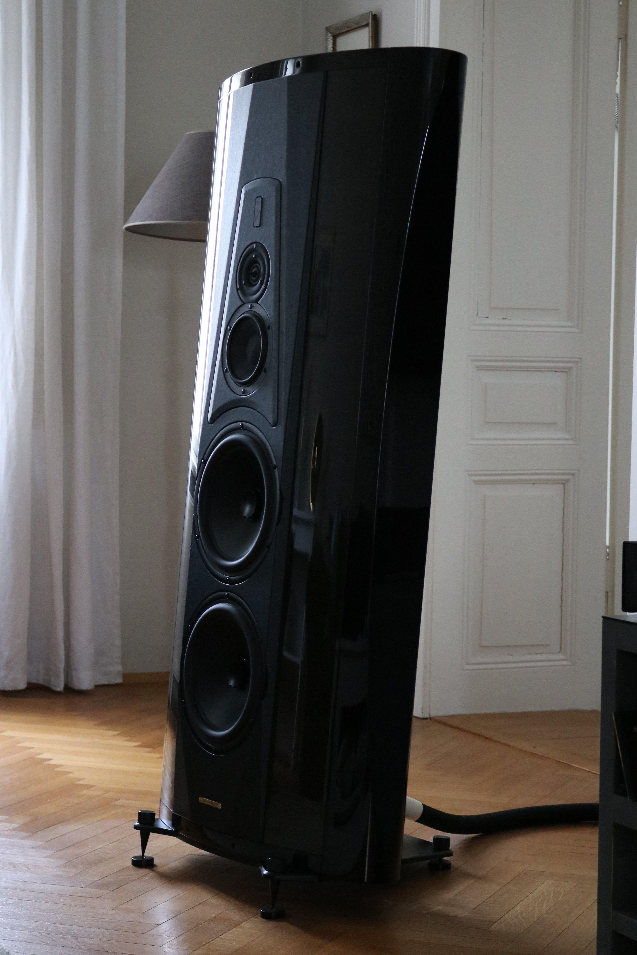 Sonus Faber Stradivari Homage Lautsprecher | High End Lautsprecher ...
