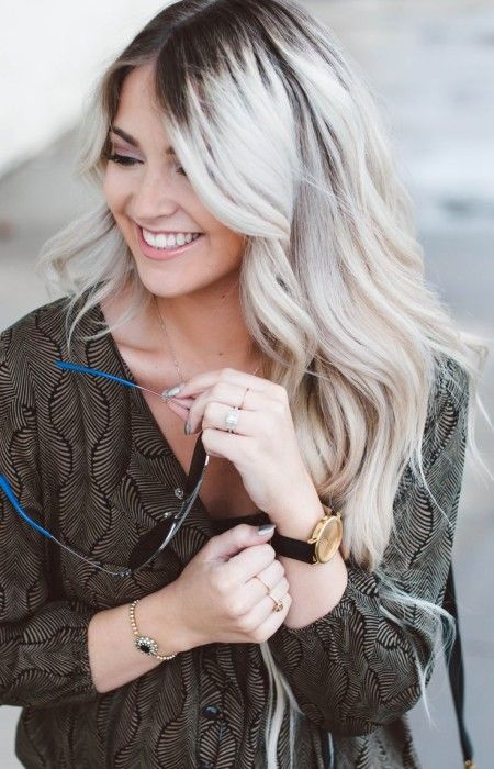 Coolest Platinum Blonde Hair Colors | Haircuts, Hairstyles ...