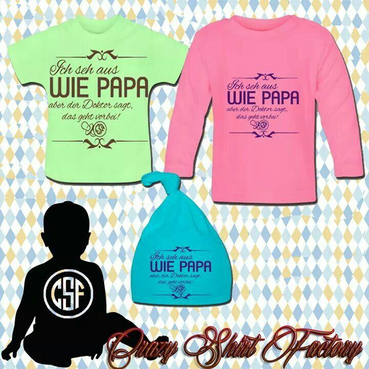 Ich seh aus wie PAPA ...   https://goo.gl/293qVG   #tshirt #tshirtdesign #shopping #shoppingonline #shop #crazyshirtfactory #baby #babystuff #babylove #babyfashion #babyshirt #babybaby #babyclothes #babykleidung #babymom #babydaddy #babydress #geburt #windeln #säugling