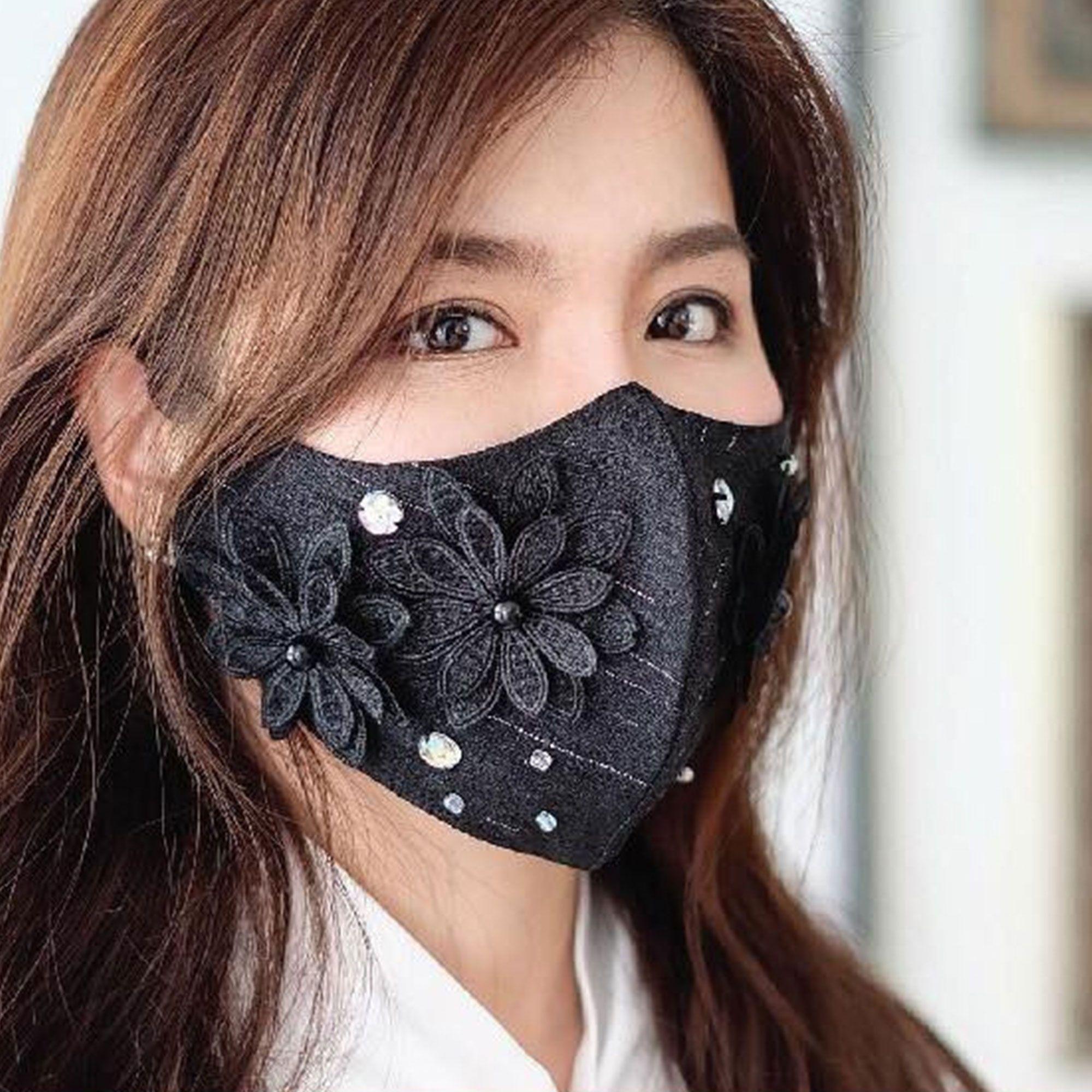 Pin on Fashion mask