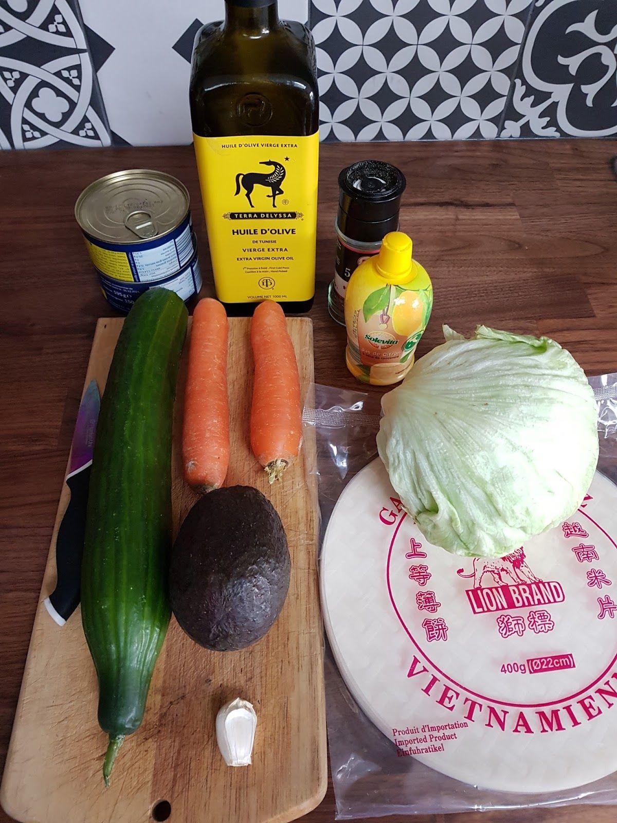 Pour démarrer notre programme sur 4 semaines de repas équilibrés, sains et légers.....   De délicie...