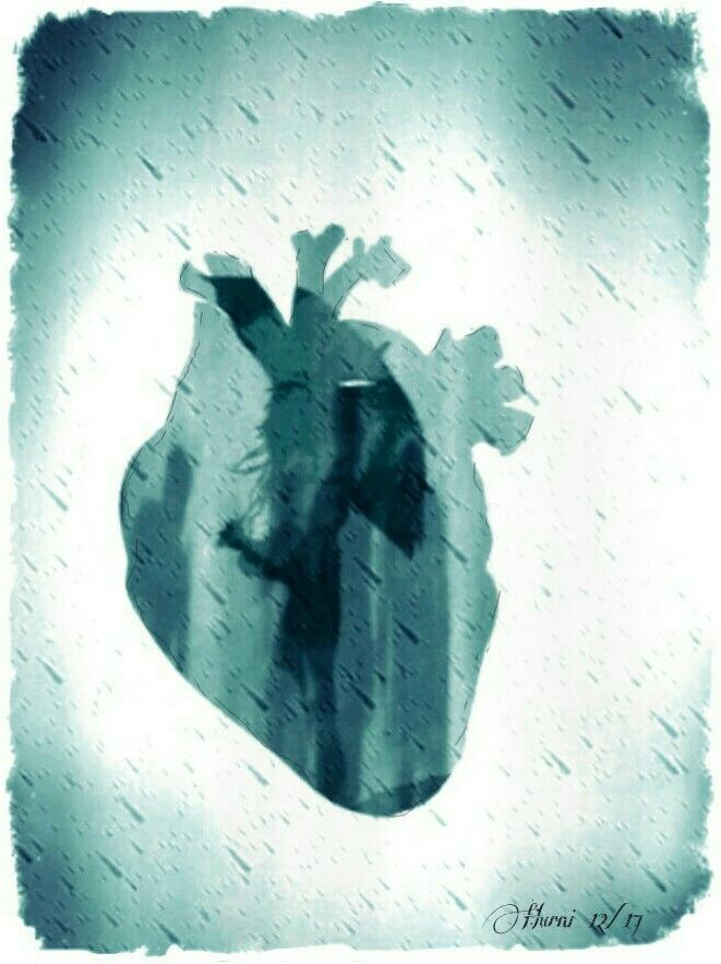 Sadness in my heart... | Hearts Differently | Pinterest | Sadness ...