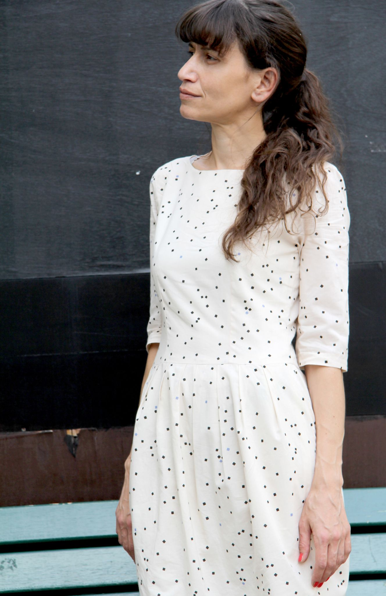 Tanja dress // Jolies bobines