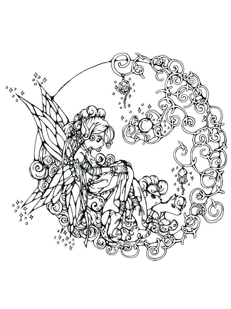 Baby Anime Coloring Pages Fairy Coloring Pages Bunny Coloring Pages Pokemon Coloring Pages