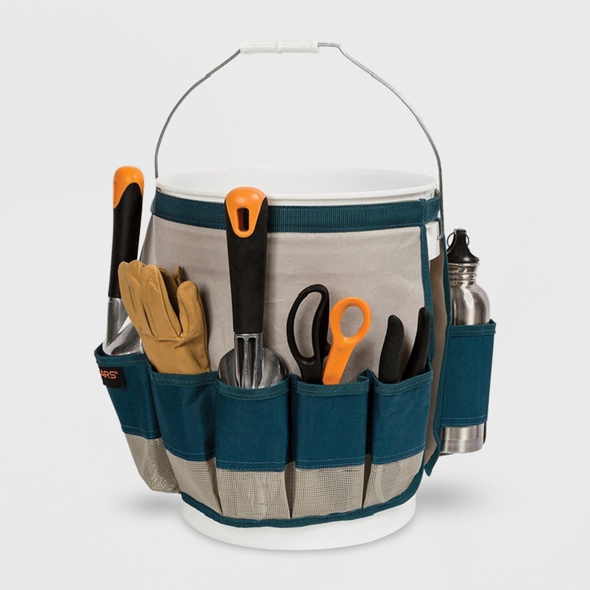 1d955ba57d50f56a2a15d3f3175056ec - Picnic Time Gardener Folding Chair With Tools