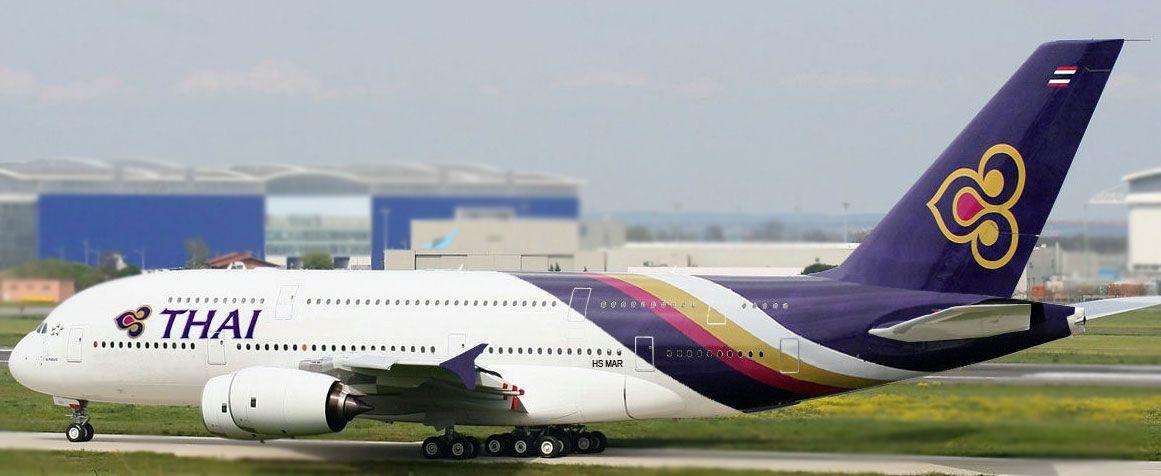 A380 Airlines - Thai Airways International (FSX