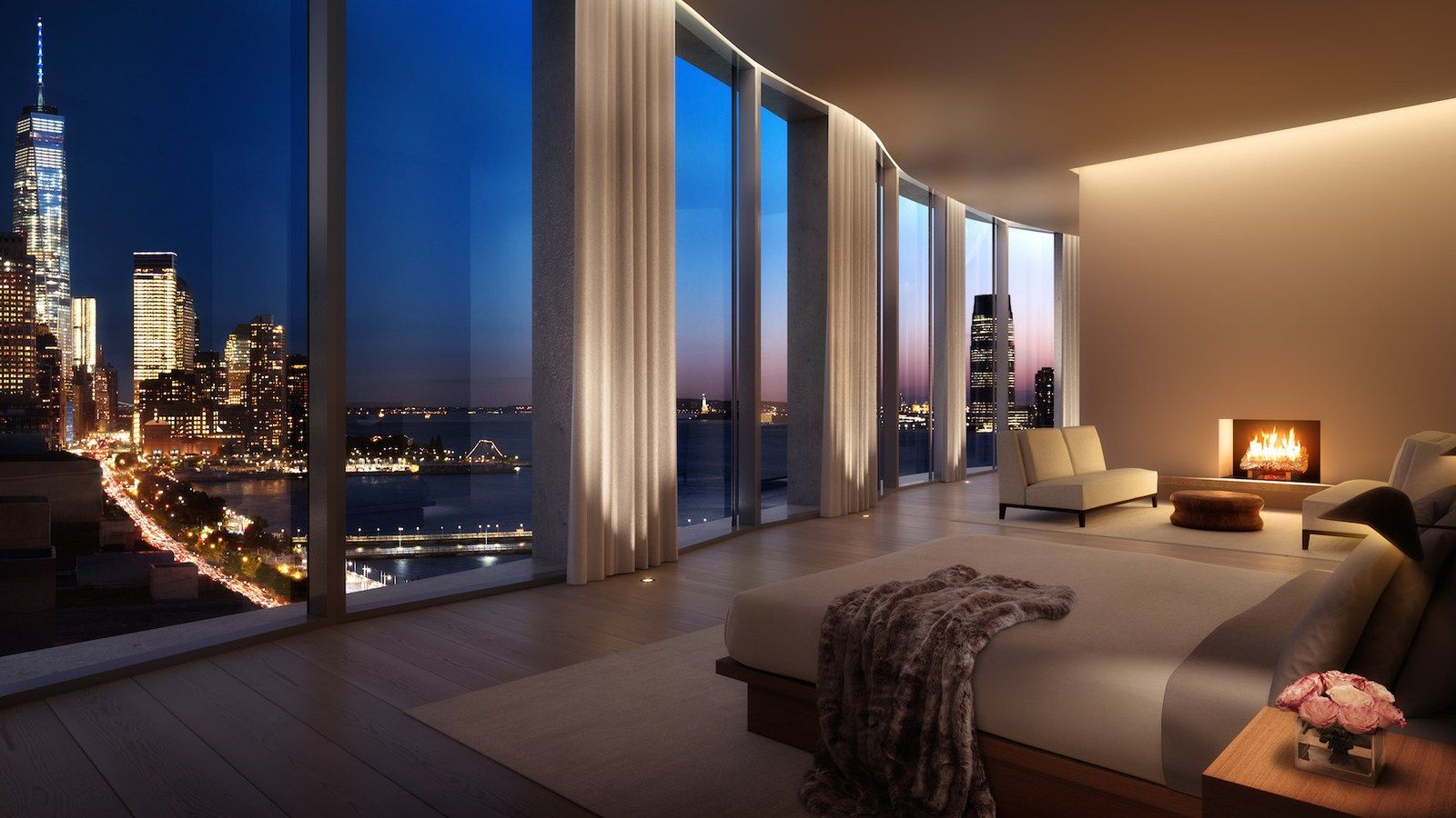 Penthouse at Ian Schrager Building in New York to Cost $80 Million