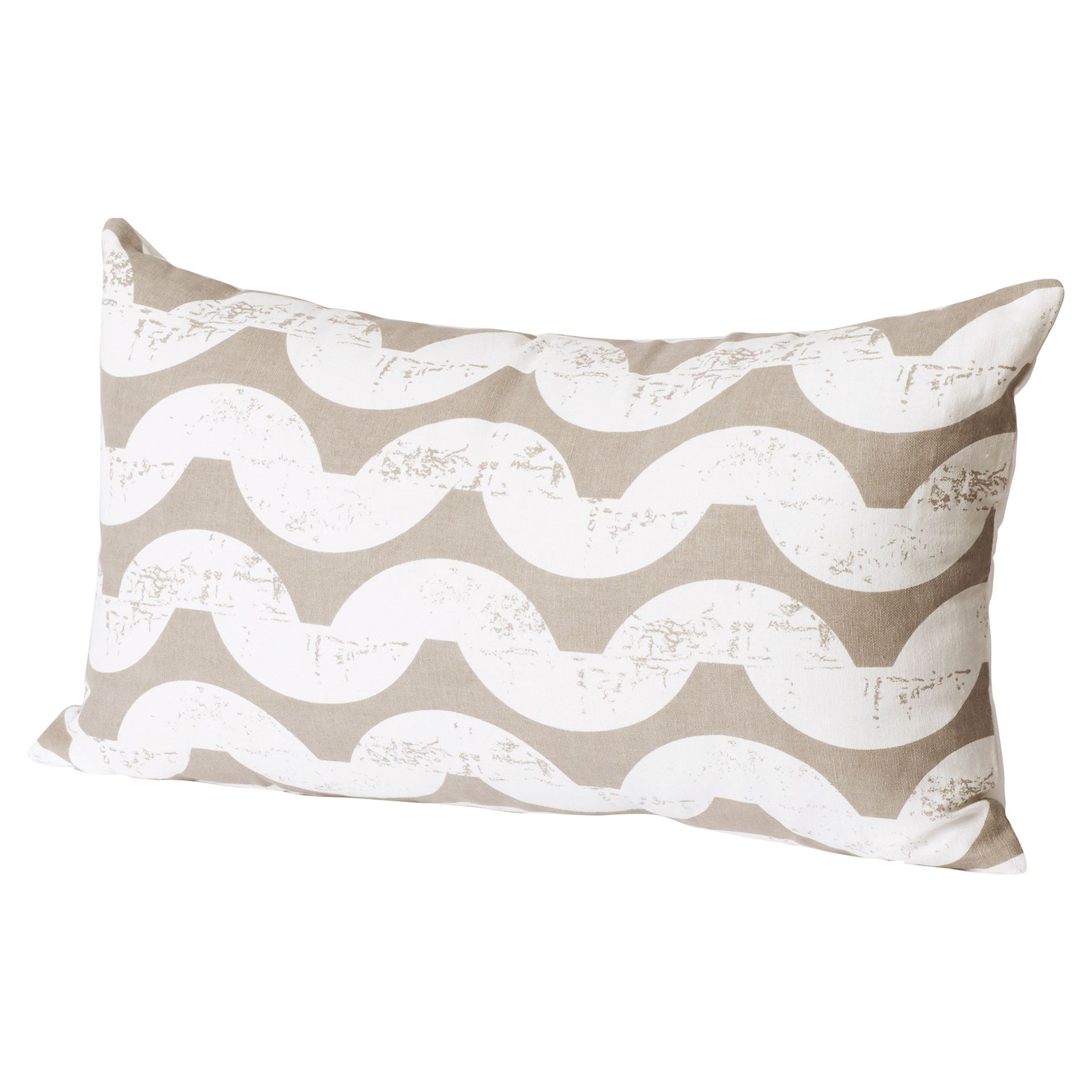 Ampelius Cotton Lumbar Pillow