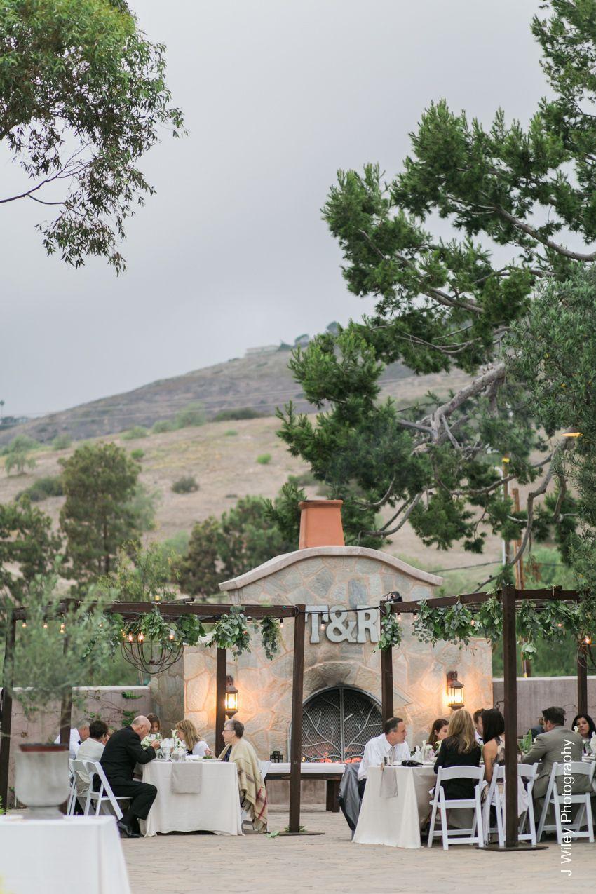 Catalina View Gardens Wedding Reception Rancho Palos Verdes J Wiley Photography