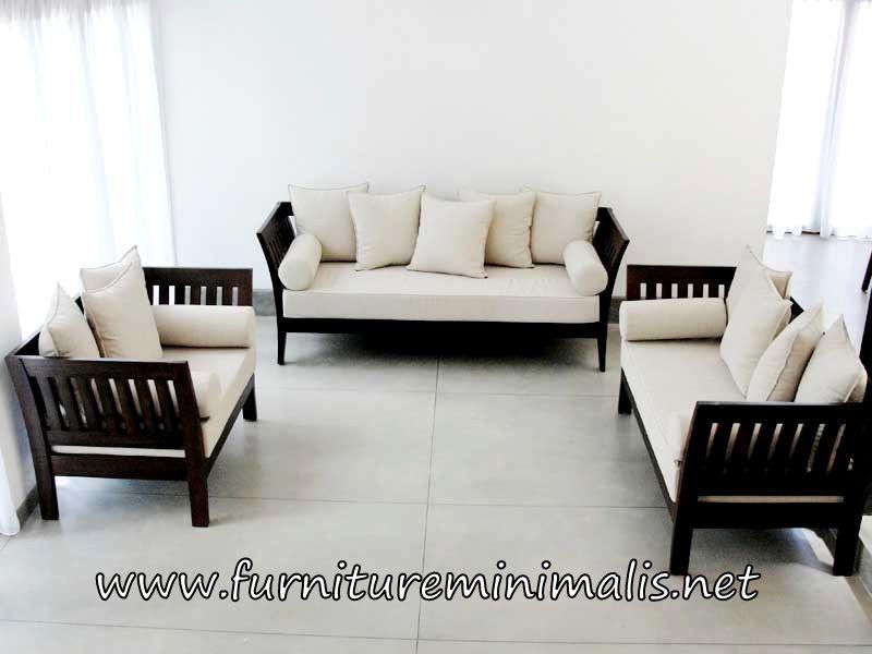 Jual Kursi Ruang Tamu Minimalis Murah Furniture Jepara