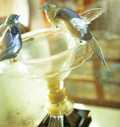 Old World Elegance: Venetian Glass Brings Old-world Elegance To The Light
