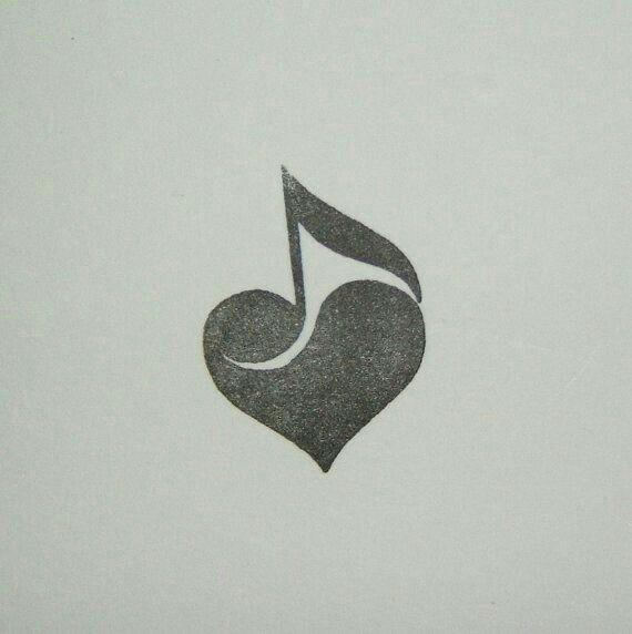 Musik ist in meinem Herzen ... in meinem Blut ...