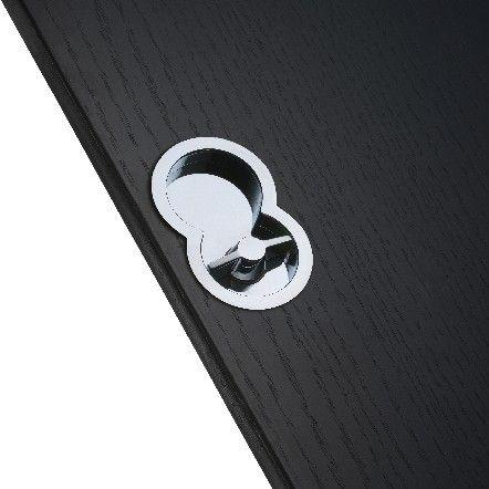 """Manital Sliding Door Handle. """"OTTO"""" #Modern #Sliding #interior #Door #ideas"""