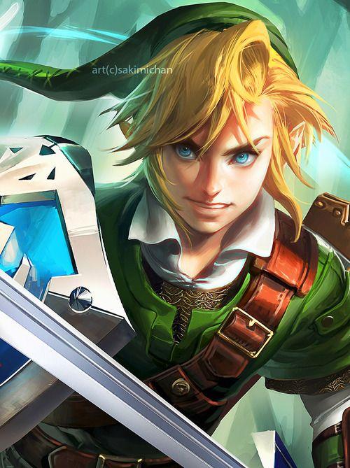 Gamesnext Connecting Gamers Zelda Art Sakimichan Art Legend Of Zelda