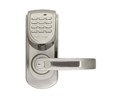 Door Locks Keyless Lock Digital Keypad Code Entry Security Knob ...