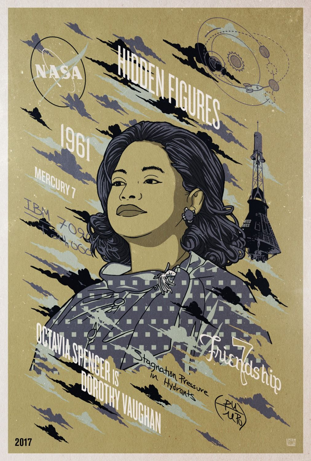 Return to the main poster page for Hidden Figures (#9 of 10)