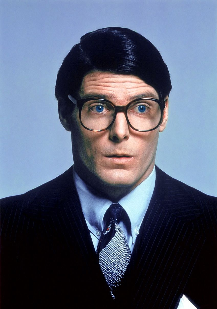 Clark Kent as portrayed by Christopher Reeves ...