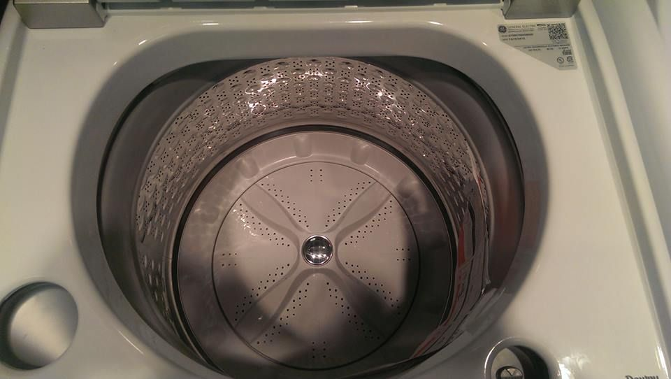The New Ge High Efficiency Washer Has Arrived It A 4 6