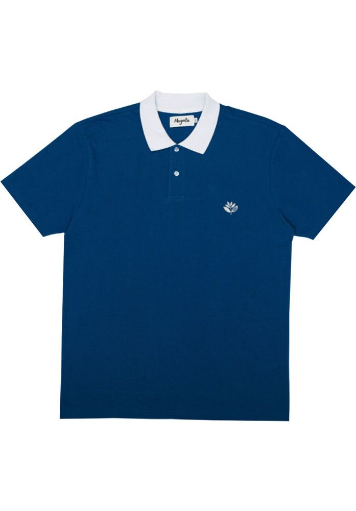 Magenta Collar-Polo - titus-shop.com  #PoloShirt #Skateboard #titus #titusskateshop