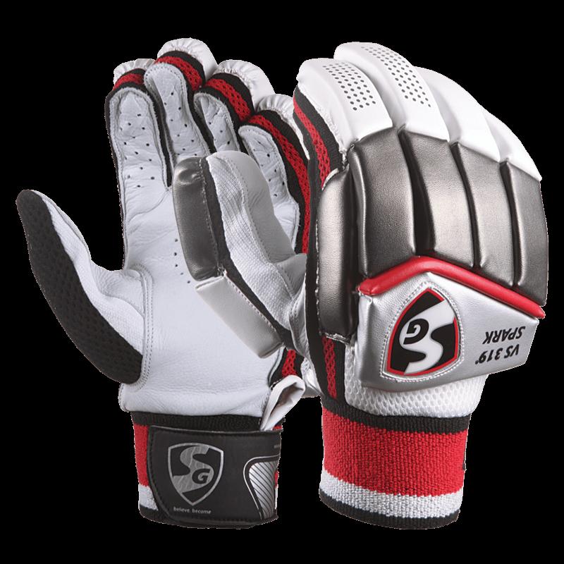 SG VS 319 Spark Batting Gloves Batting gloves, Gloves