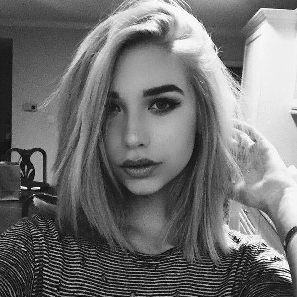 High Quality Amanda Steele On Instagram: U201ca Lil Snipu201d ❤ Liked On Polyvore Featuring  Amanda