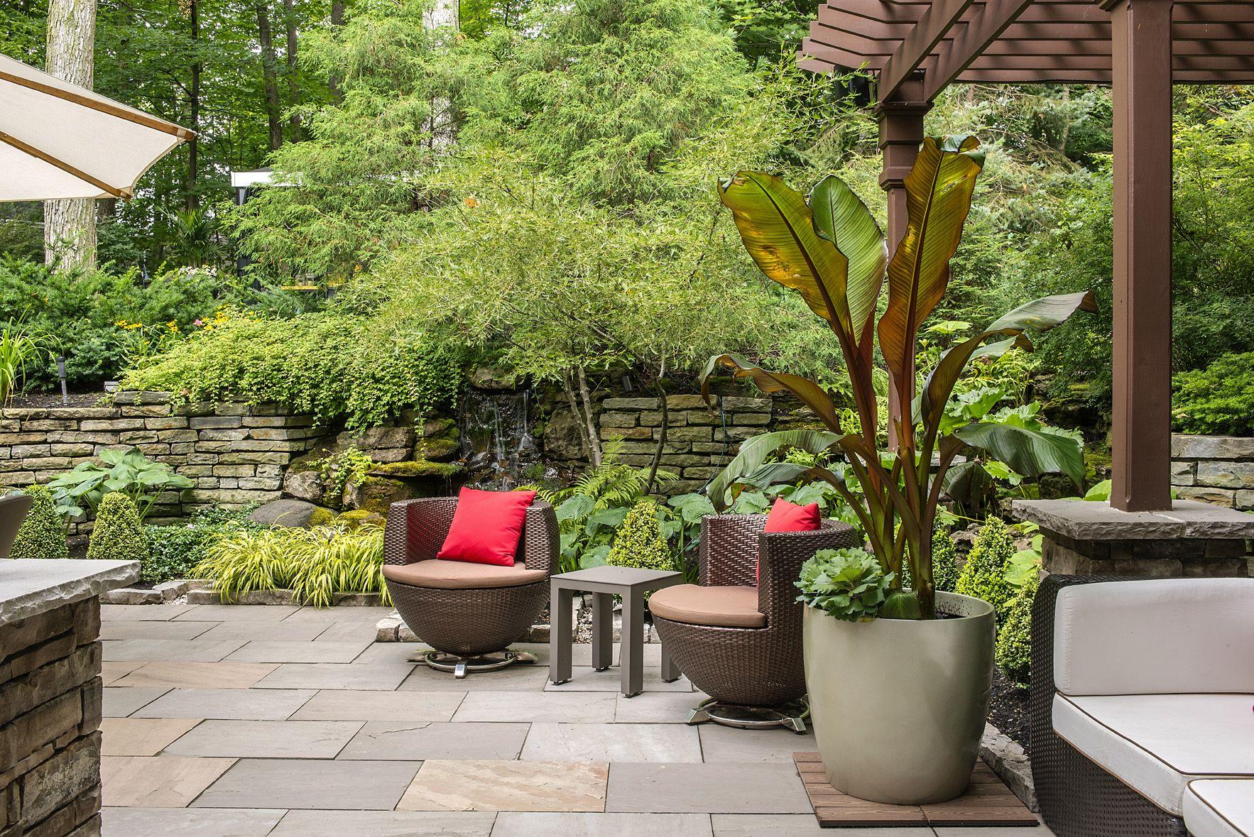 Amenagement Patio terrasse #dominiquefilion #aménager #amenagement #landscaping #patio