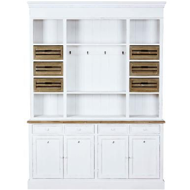 CAMPAGNE Buffetschrank, 2-tlg Country house styles, Dresser and