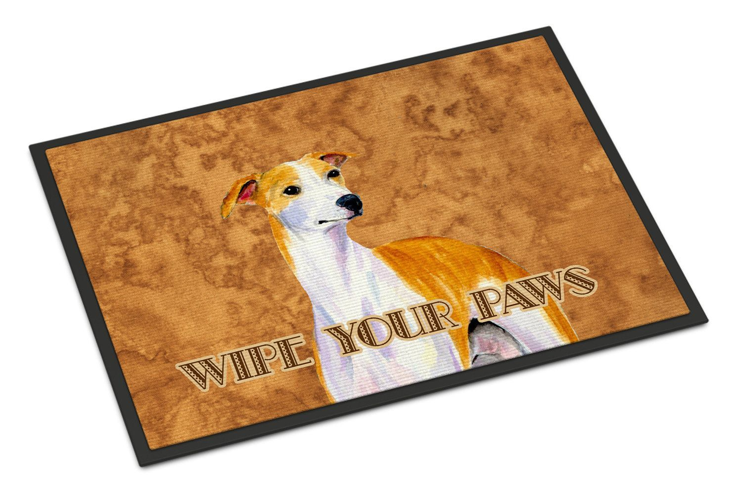 Whippet Wipe your Paws Indoor or Outdoor Mat 18x27 LH9449MAT