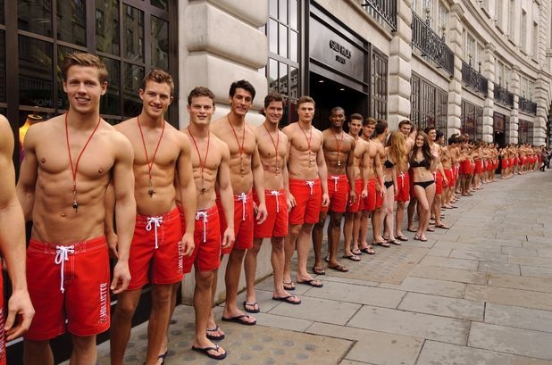 Hollister is gay