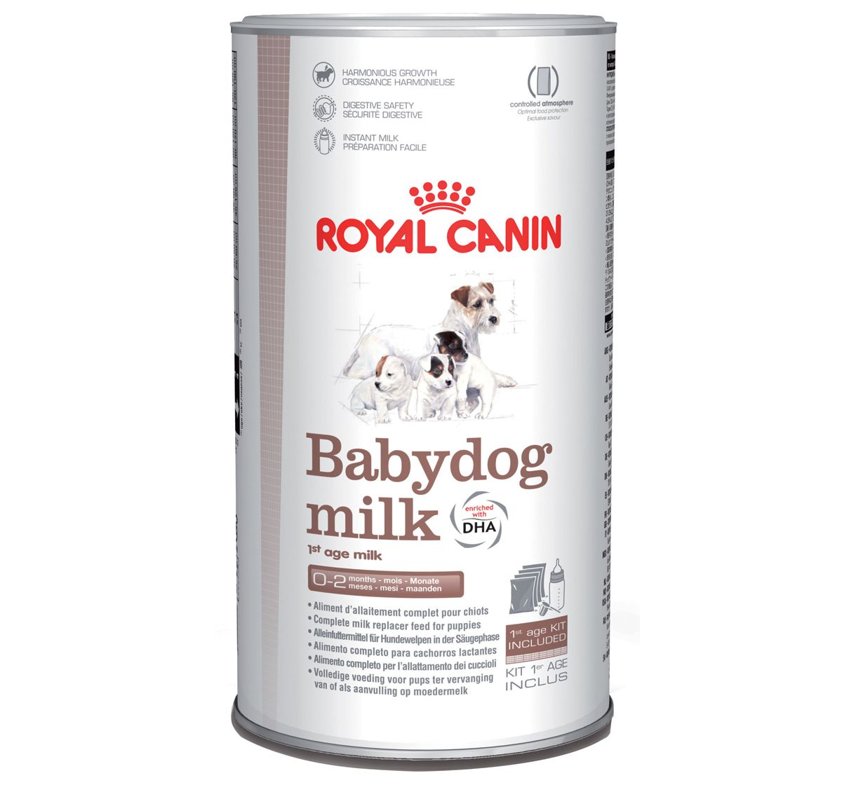 Royal Canin Baby Dog Milk For Puppies 400 Gms Dog Milk Dog Food Recipes Royal Canin