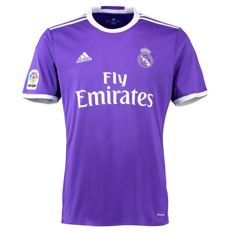 Real Madrid Adidas 2016 17 Replica Away Jersey Purple Real Madrid Adidas Background Adidas Women