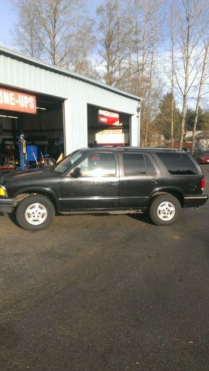 95 Chevy Blazer S10 For Sale In Olympia Wa Offerup Chevy