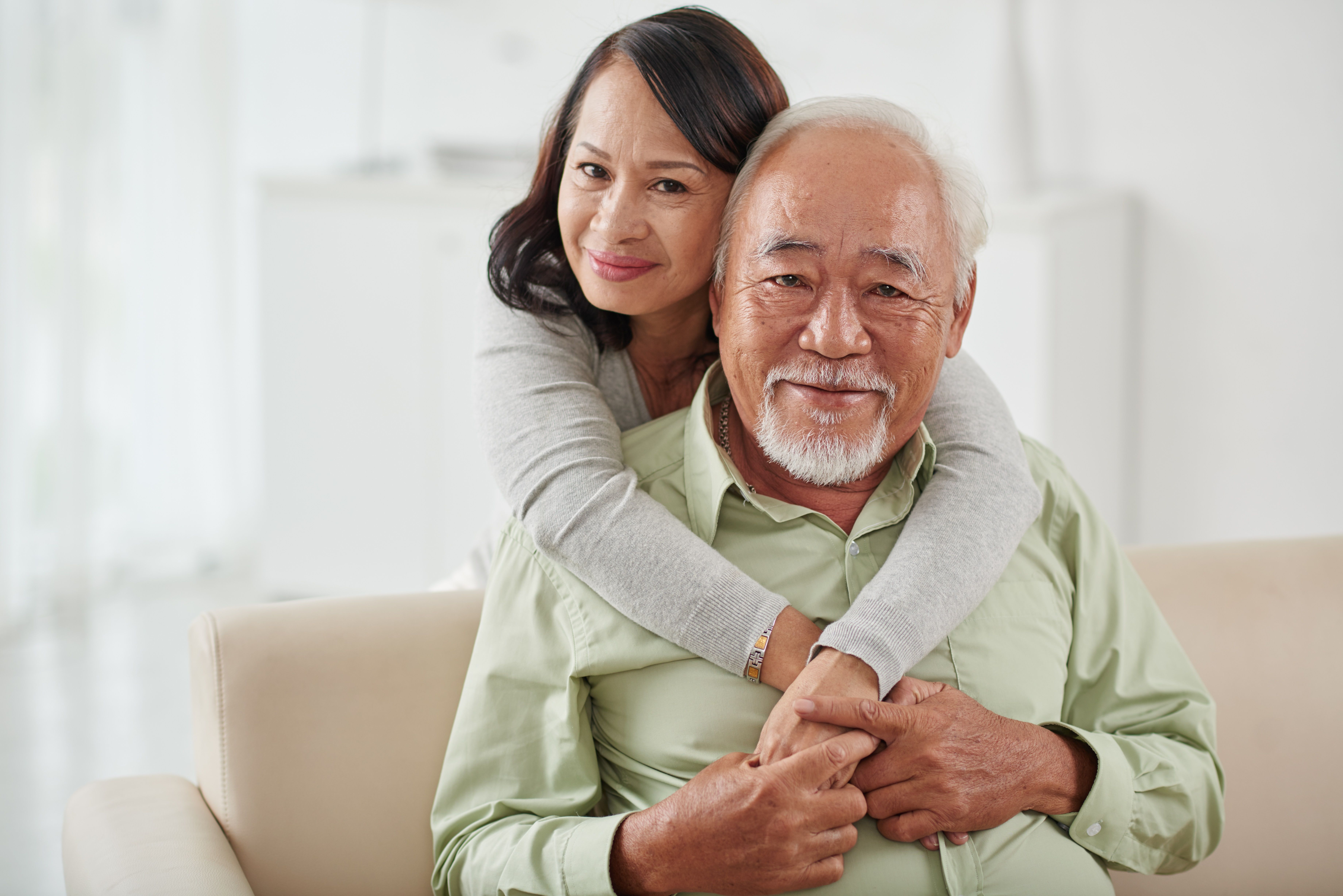 At firstlight our home care provides peace of mind to