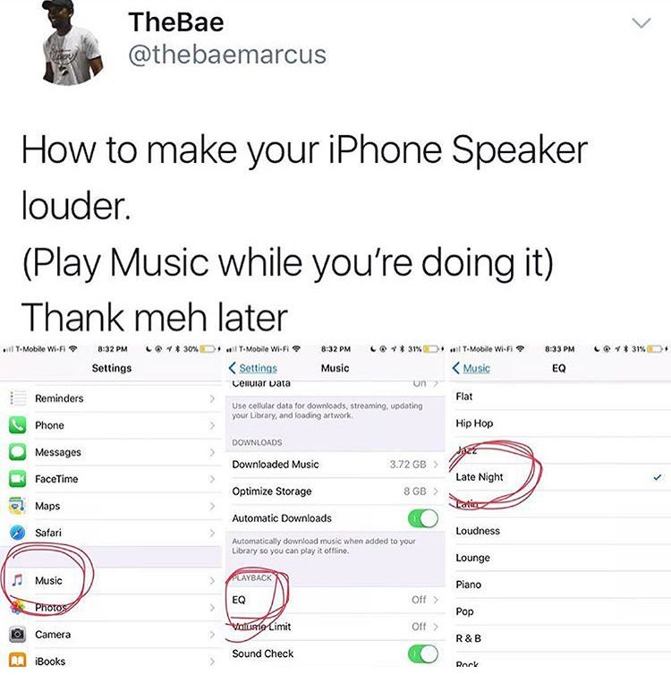 Works with anything you're playing, not just on Apple Music