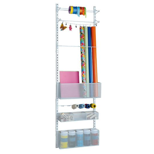 Div Keep All Of Your Crafting Supplies Neat And Organized With This Large Storage Rack Bi