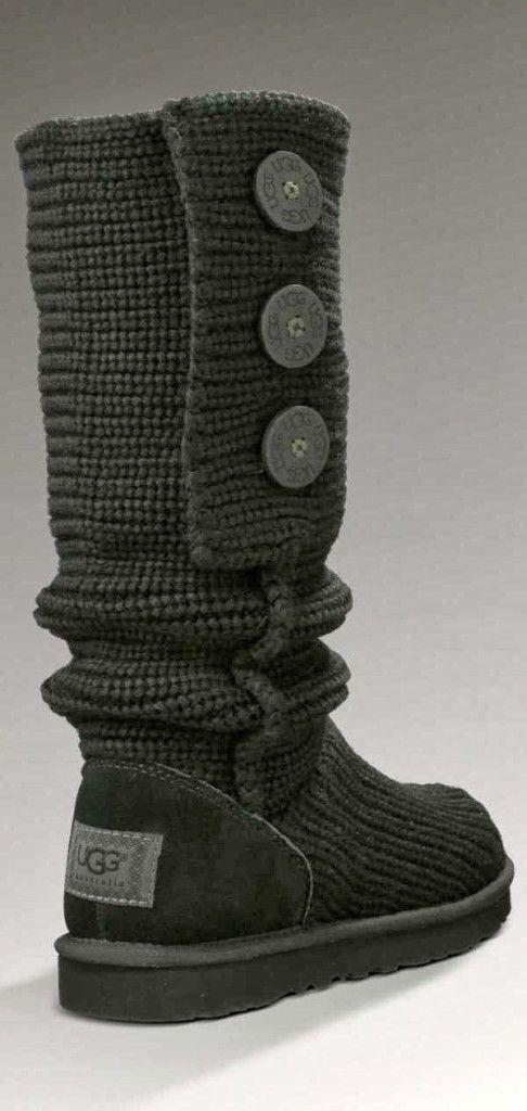 ugg en laine femme