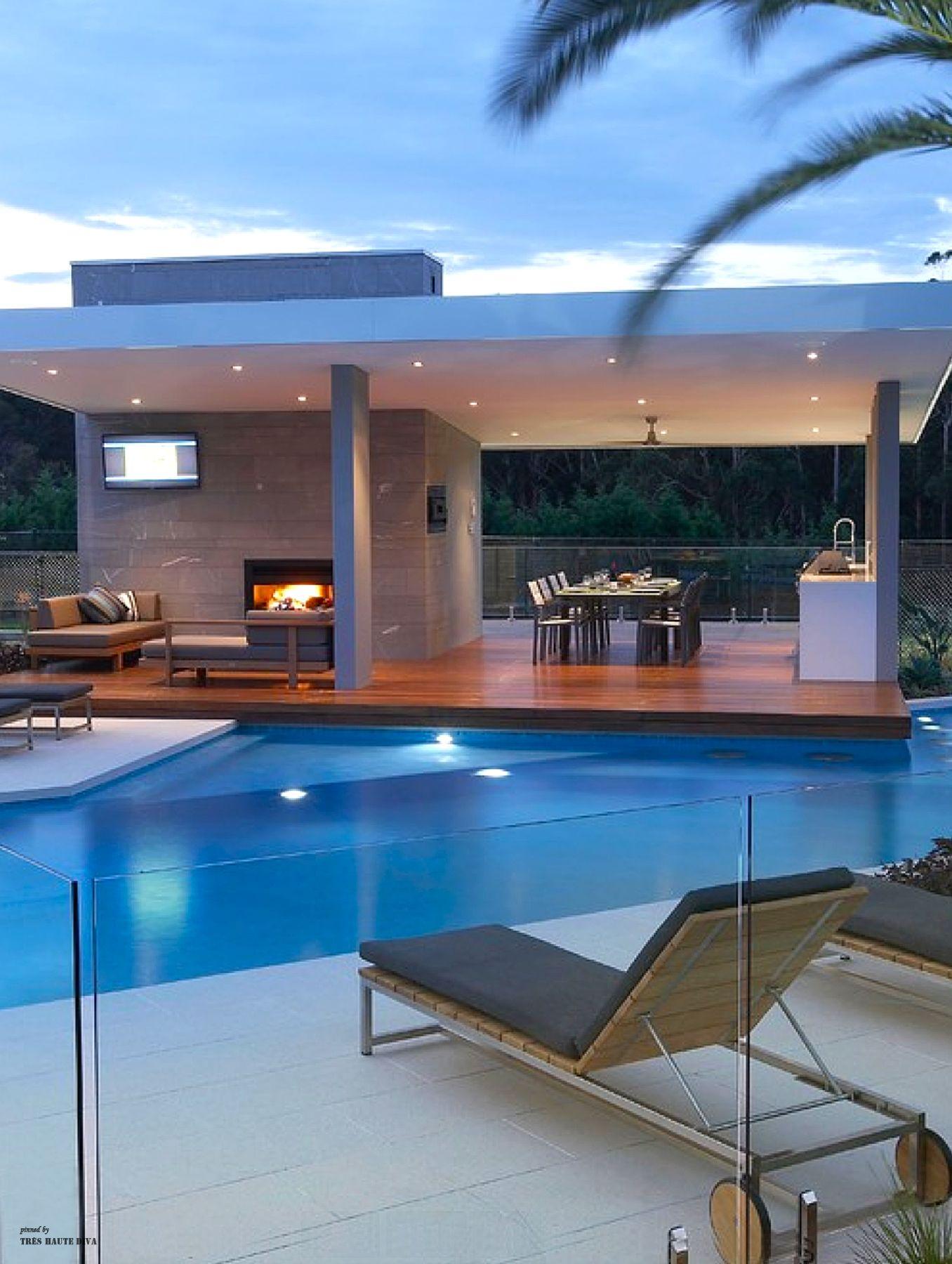 Pool Sydney Modern Pools Swimming Pool Designs Pool Houses