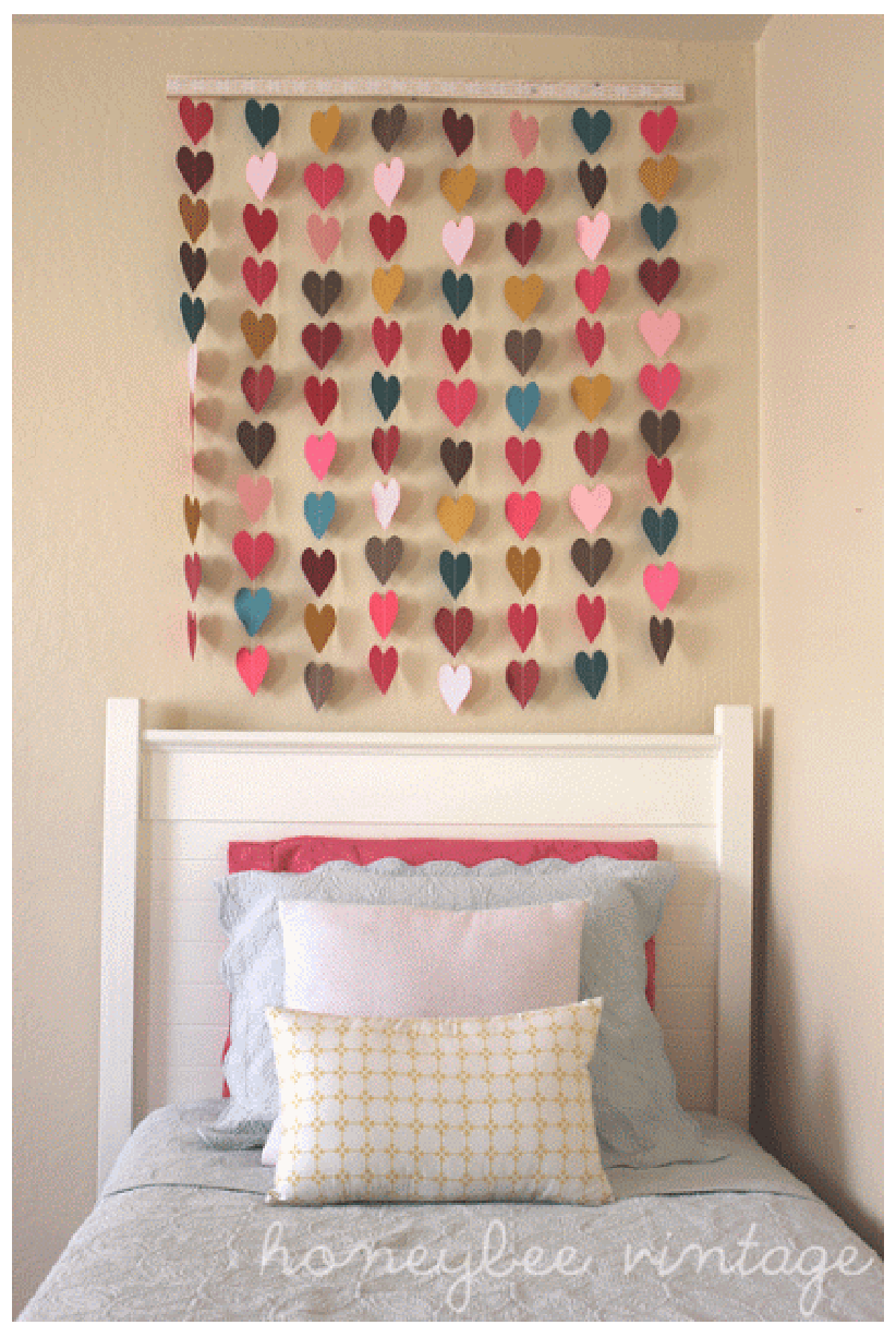 6 Diy Bedroom Wall Art Ideas Teenage Girl Room Decor Girls Room