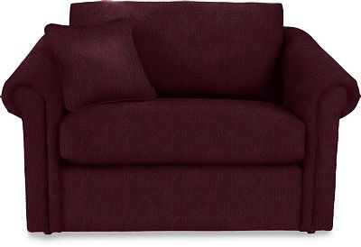 This Over Sized Chair Pulls Out Into A Twin Bed For The
