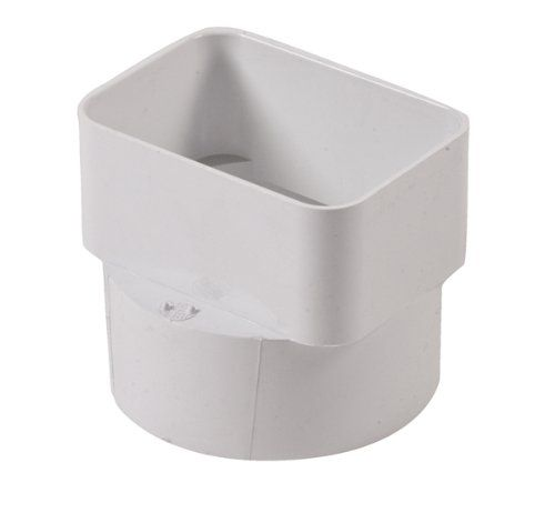 Nds 9p06 Downspout Adapter Centered Pvc Ips 3inch By 4inch By 4inch Visit The Image Link More Details This Is An Amaz Downspout Adapter Water Garden Home Depot